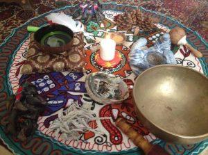 altare sciamanico